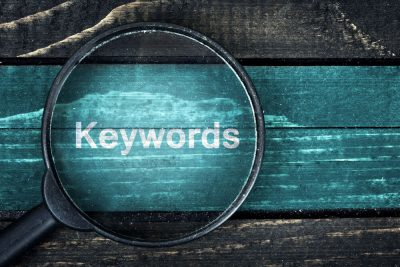 keywords palabras clave