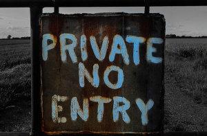 red de blog privada