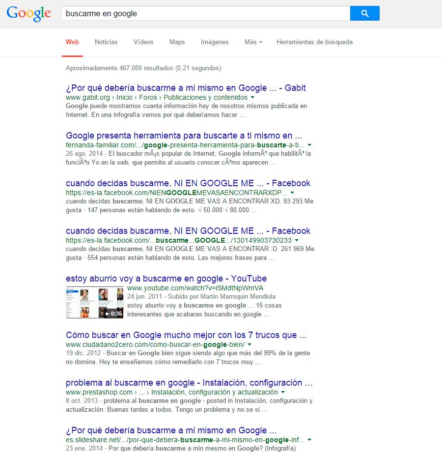 buscarme en google