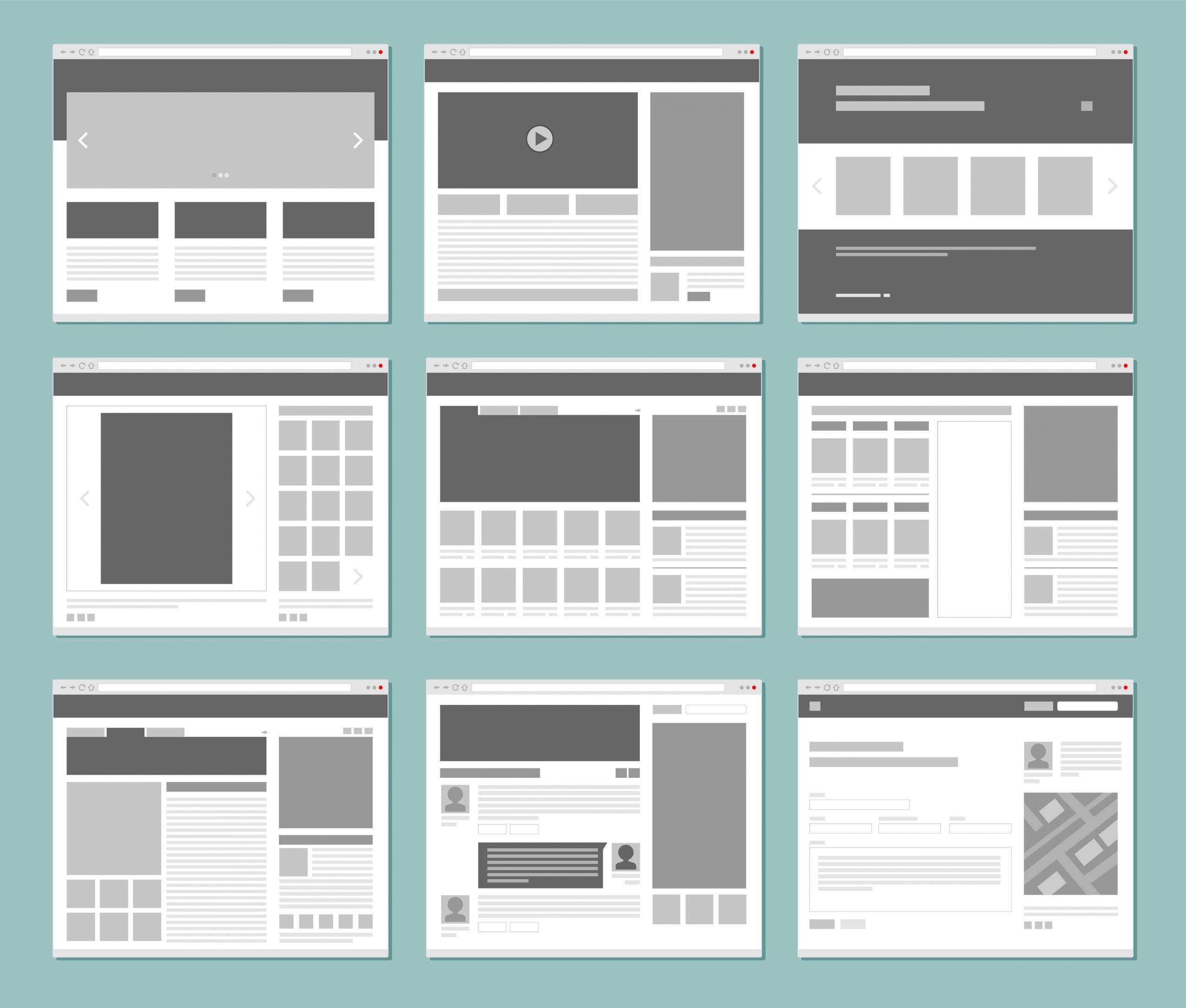 arquitectura de la informacion web - dani bocardo